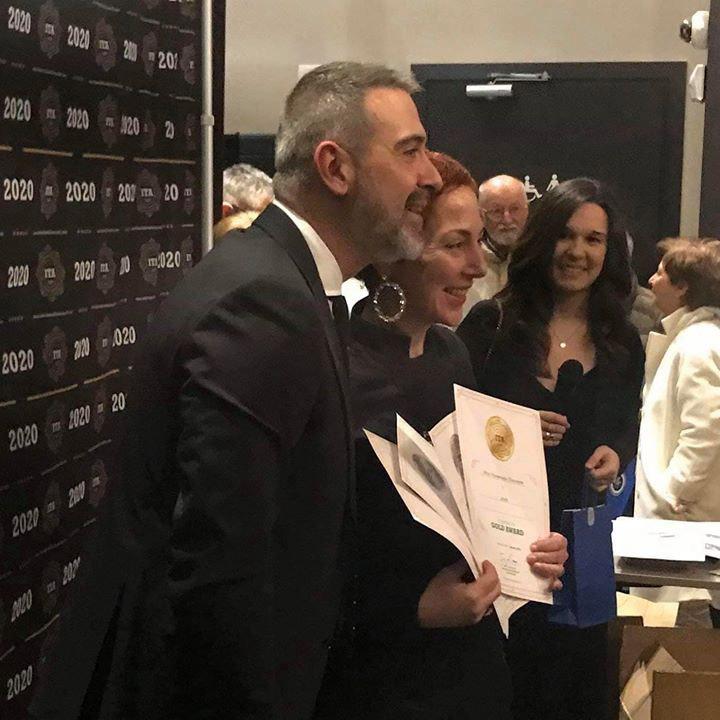 ITA (International Taste Awards) Ceremony, Italy